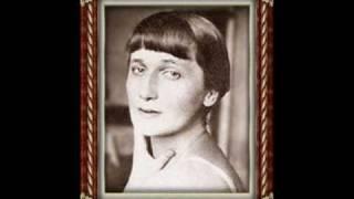 А Ахматова