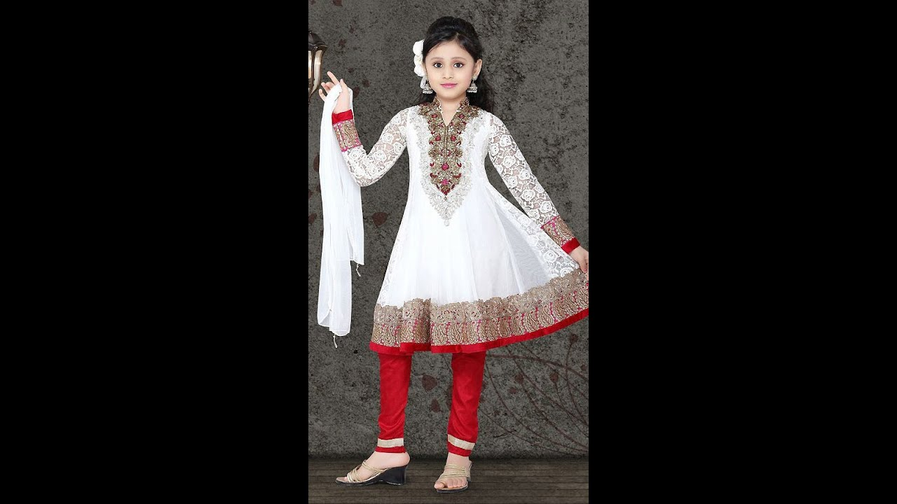 Indiabazaaronline Kids Dresses Youtube