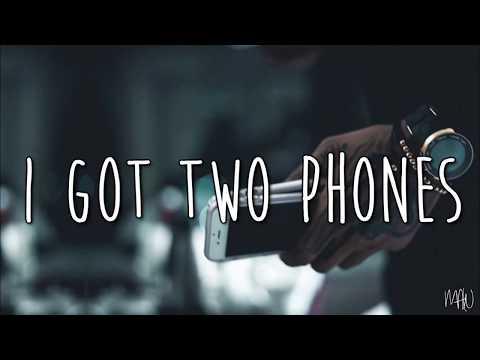 Kevin Gates - 2 Phones (With Lyrics)
