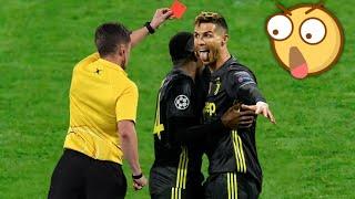 مواقف غريبة ومجنونة حدثت بين اللاعبين في الملعب   لم تراها من قبل..!!