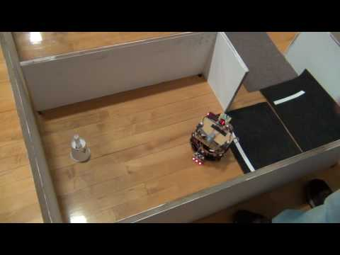 BU2B2 - Trinity College Firefighting Home Robot Content Competition Practice Trail 27