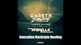 Gareth Emery feat. Krewella - Lights & Thunder (Sensation Hardstyle Bootleg) (FREE DOWNLOAD)