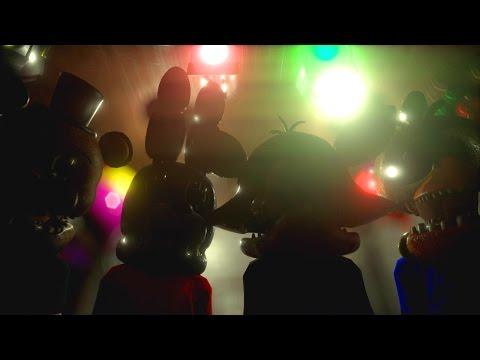 Final Nights 2 FULL MOVIE   All Cutscenes + Endings