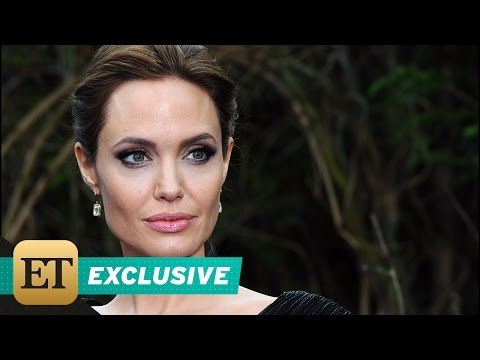 EXCLUSIVE: Angelina Jolie Spotted Out for First Time Since Filing for Divorce From Brad Pitt