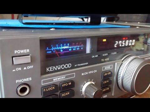 Kenwood TS140S Reparacion por Potencia
