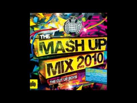 ministry of sound mash up mix 2010 cd1 tracks 1, 2