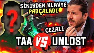 TAA vs UNLOST - Razer Klavyeyi Parçaladı ! Half-Life Crossfire Günlükleri #11 [Çekilişli]