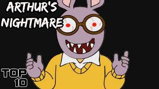 Top 10 Scary Arthur Theories