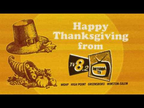 "WGHP TV8.2/Antenna TV ""Retro"" Thanksgiving ID"