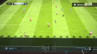 FIFA 15 @ 60FPS! Man City vs PSG