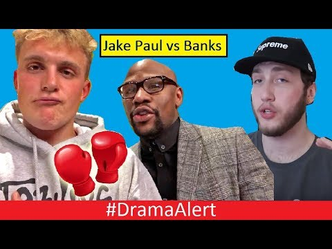Jake Paul & Floyd Mayweather? #DramaAlert Banks vs Jake Paul! KSI , Billy Mitchell EXPOSED!