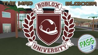 ROBLOX University - The Mad Bloxxer - Quiz #3 (Main Game Loop!) Answers