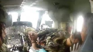 Colombian Helo Pilot Shot And Medically Treated While In Flight