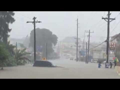 Jamaica Rains : Mandeville
