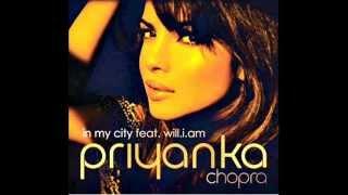 priyanka chopra -in my city ft will- iam (audio)