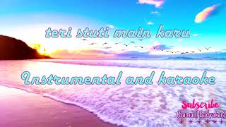 teri stuti main karu original instrumental and karaoke hindi christian song
