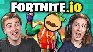 FORTNITE.IO?! (React: Gaming)