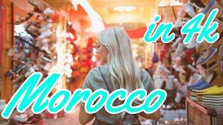 Experience Rabat, Morocco in 4K