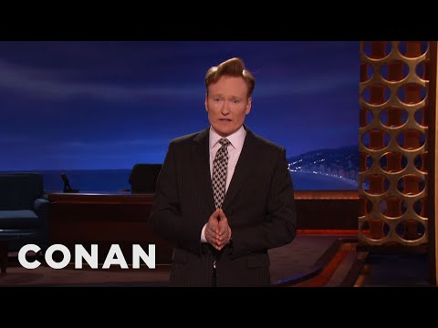 Conan O'Brien Remembers Garry Shandling  - CONAN on TBS