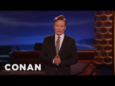 Conan O'Brien Remembers Garry Shandling   CONAN on TBS