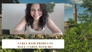 CURLY HAIR PRODUCTS HAUL FOR 3A-C