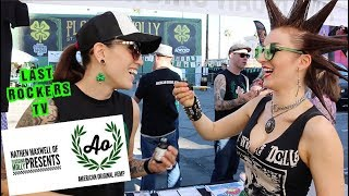 NATHEN MAXWELL (FLOGGING MOLLY) + SHELBY DAKE AO HEMP interview: Taking the Stigma Out of Cannabis