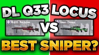 Locus = Pay to win or TRASH?? (In depth - Locus vs DLQ33) | Call of Duty Mobile | CODM Tips