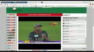 PAK vs  UAE T20 lIVE