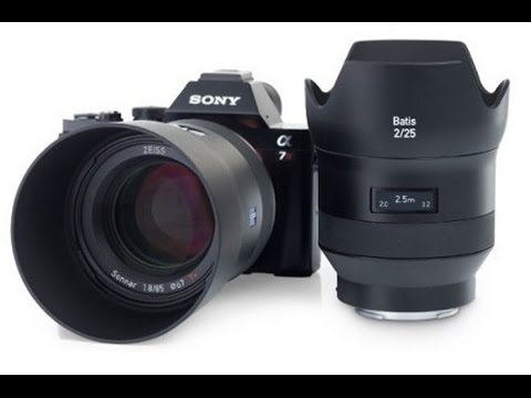 Sự Khác Biệt của lens Zeiss & Sony Zeiss
