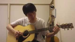 JOURNEY - Separate Ways (Acoustic Guitar Solo)