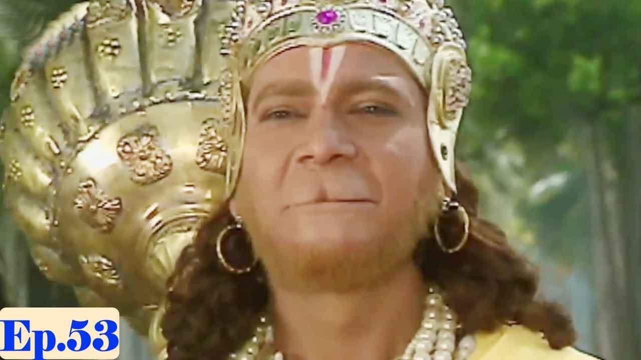 Download Jai Hanuman   Bajrang Bali   Hindi Serial - Full Episode 53