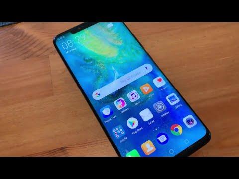 Huawei Mate 20 Pro (Unboxing - Filtrado)