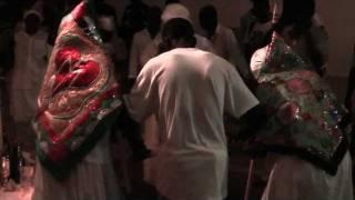 """Vaudou Haïtien : Cérémonie """"Chiré-Aïzan"""""""