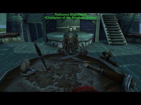 Horde Questing in Tiragarde Sound - Battle for Azeroth Alpha
