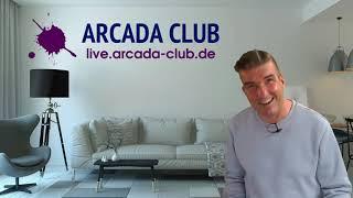 Arcada Club Livesendung vom 28 11 2020