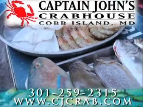Captain John's Crab House & Marina, Newburg, MD