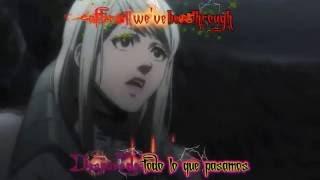 Repeat youtube video White Comic - This Ain't The End Of Me (Sub español & Lyrics) [AMV] Terra formars