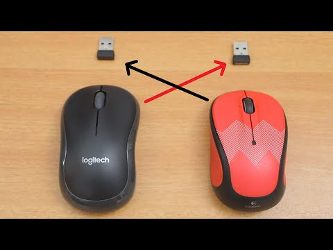 How to Pair logitech Mouse/Keyboard with Other non-Unifying