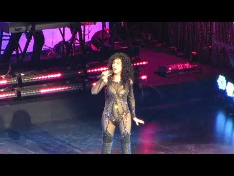 """Cher - """"If I Could Turn Back Time"""" - Buffalo, NY 4-26-2019"""