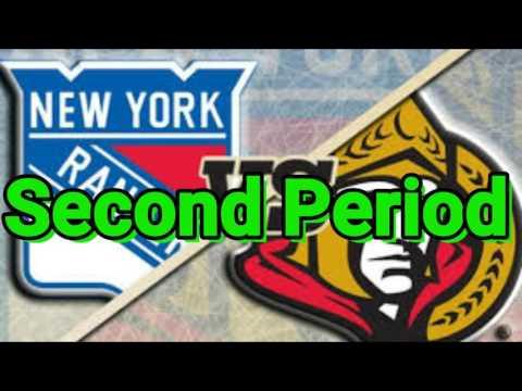 New York Rangers Vs Ottawa Senators Game Recap
