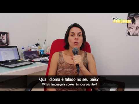 Tiếng Bồ Đào Nha bài 14