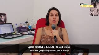 10 phrases about languages - Easy Brazilian Portuguese Basic Phrases (13)