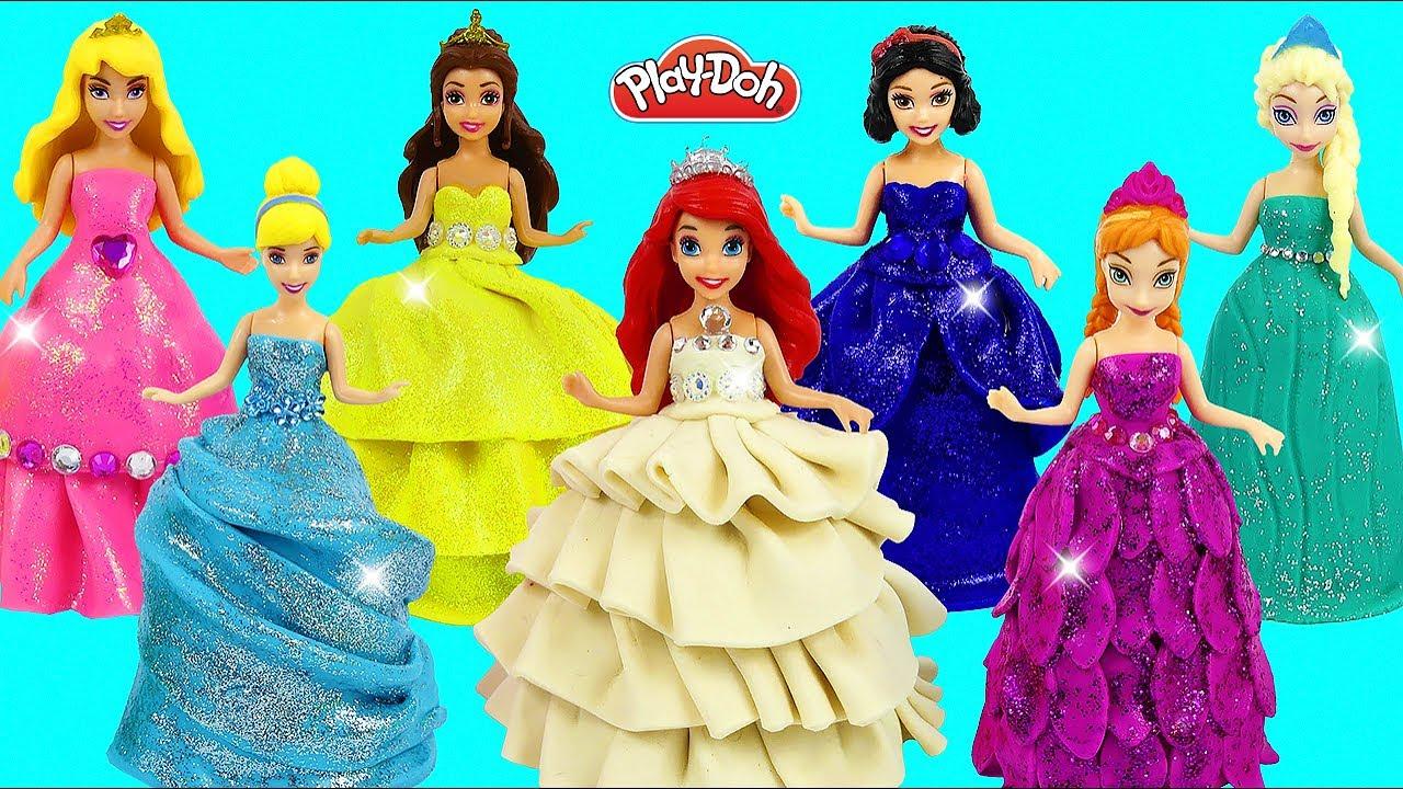 Кукла принцессы своими руками