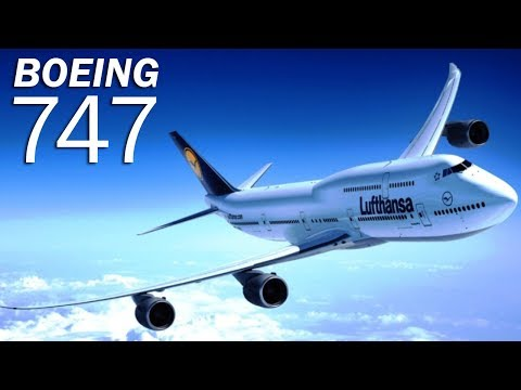 Boeing 747 - the Jumbo Jet