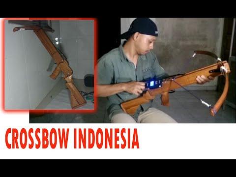Cara Membuat Crossbow Part 2