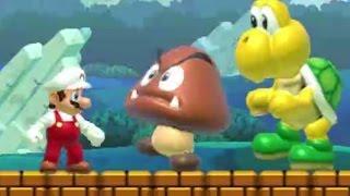 Super Mario Maker - 100 Mario Challenge #119 (Expert Difficulty)