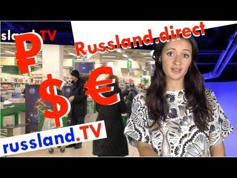 Fliehen Russen In Euro Und Dollar?