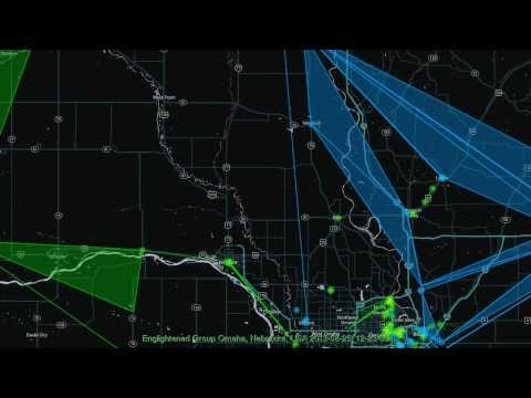 takedown of some ingress fields NE of Omaha, NE