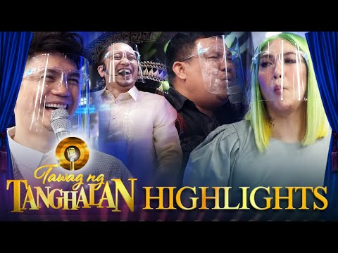 TNT contender compares Vice, Vhong and Jhong to different kinds of fish | Tawag ng Tanghalan