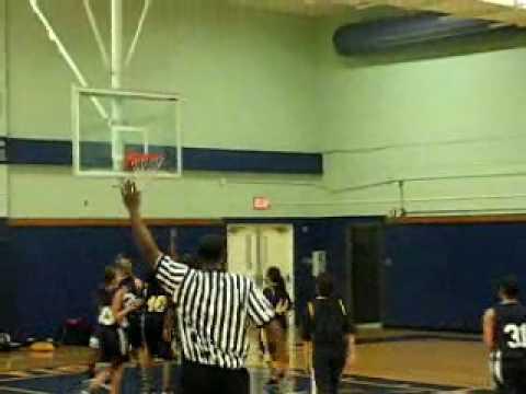 2009-2010 Lady Vikings vs KIPP 3D Academy